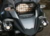 Headlight Guard - Black