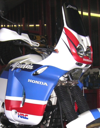 Africa Twin Fairing RD03/RD04 - Rally Light