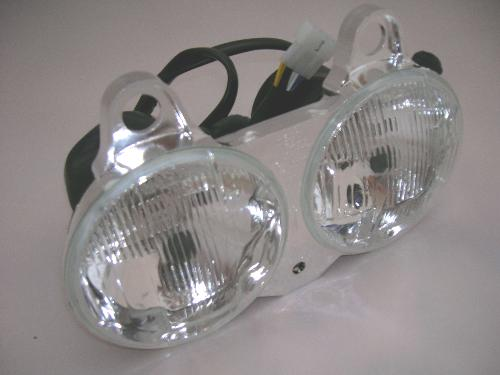 Twin Headlight for the Rally Light Fairing