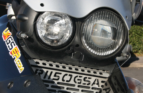 BMW R1150GS & R1150GSA - Polycarbonate Headlight Guard