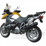 R1200GS & GSA Remus Hexacone Slip On Kit - Hexacone (Carbon In/Outlet) Carbon 2004>2009