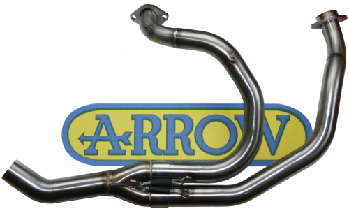 Arrow Stainless Steel 2 into 1 Header Pipes – Africa Twin XRV750 RD07 / RD07A