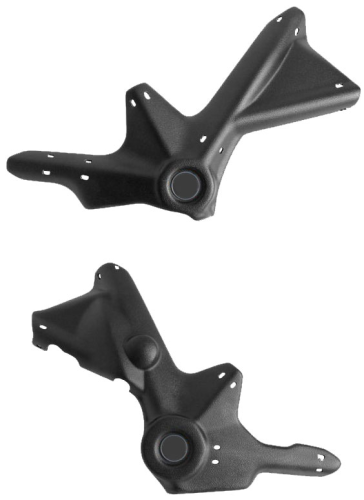 Frame Guards - Black