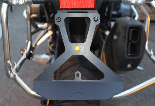 BMW R1200GS/GSA LC  - Rear Splashguard