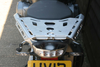 BMW R1200GS LC - Rear Rack - Silver