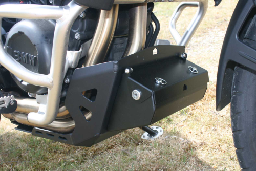 Expedition Skid Plate - Black