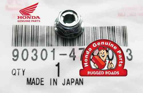 OEM Honda Fork Spindle Clamp Nut - RD03/04/07/07A (1988 - 03)