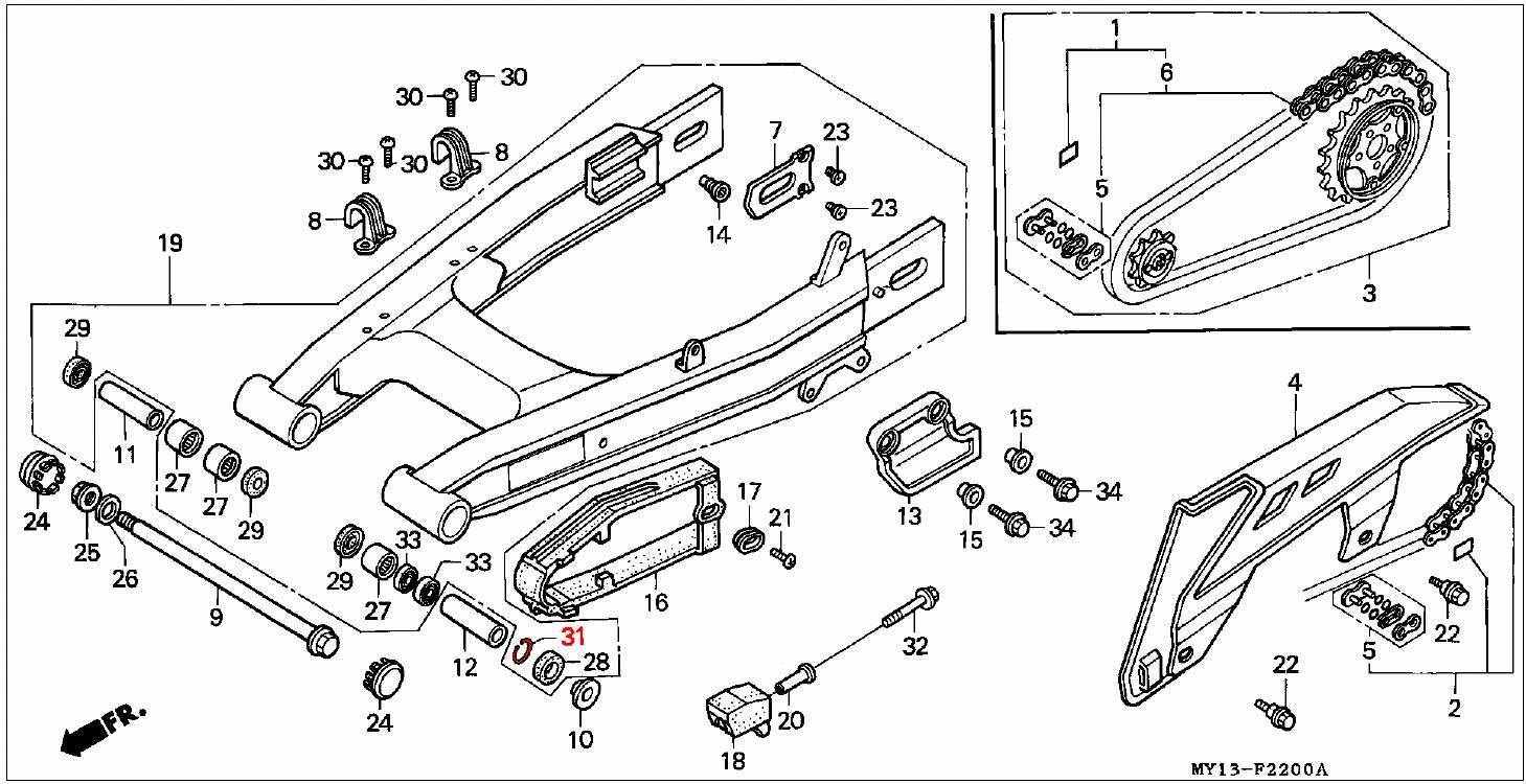 1995 subaru impreza parts diagram