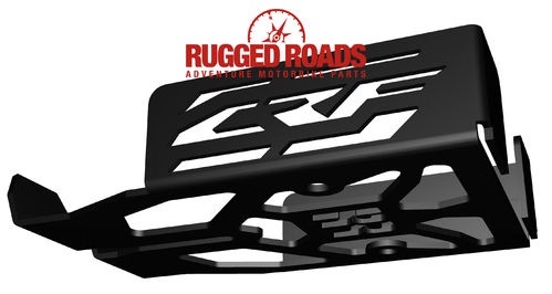Regulator / Rectifier Guard - Black - CRF1000 (2016 >)