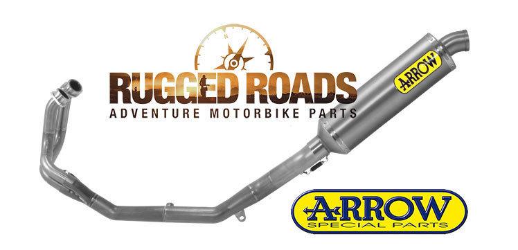 Arrow Racing Titanium Full System