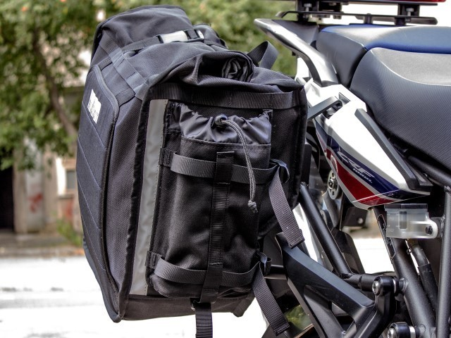 Bumot Xtremada Soft Pannier System Crf1000 Africa Twin