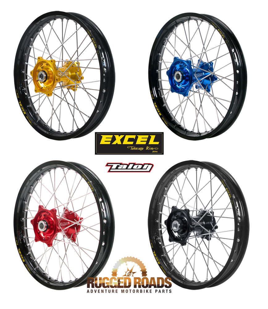 excel talon factory wheelset crf1000 2016 rugged roads