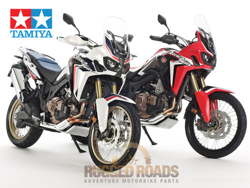 Tamiya 1/6 Honda CRF1000L Africa Twin Model