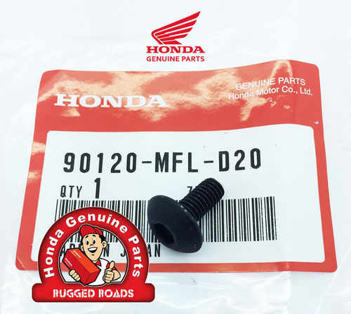 OEM Honda Toolbox Screw, Pan 6x14 - CRF1000 (2016>)