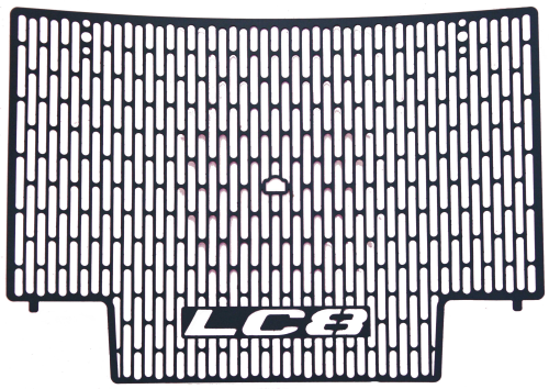 KTM - Radiator Guard - Black