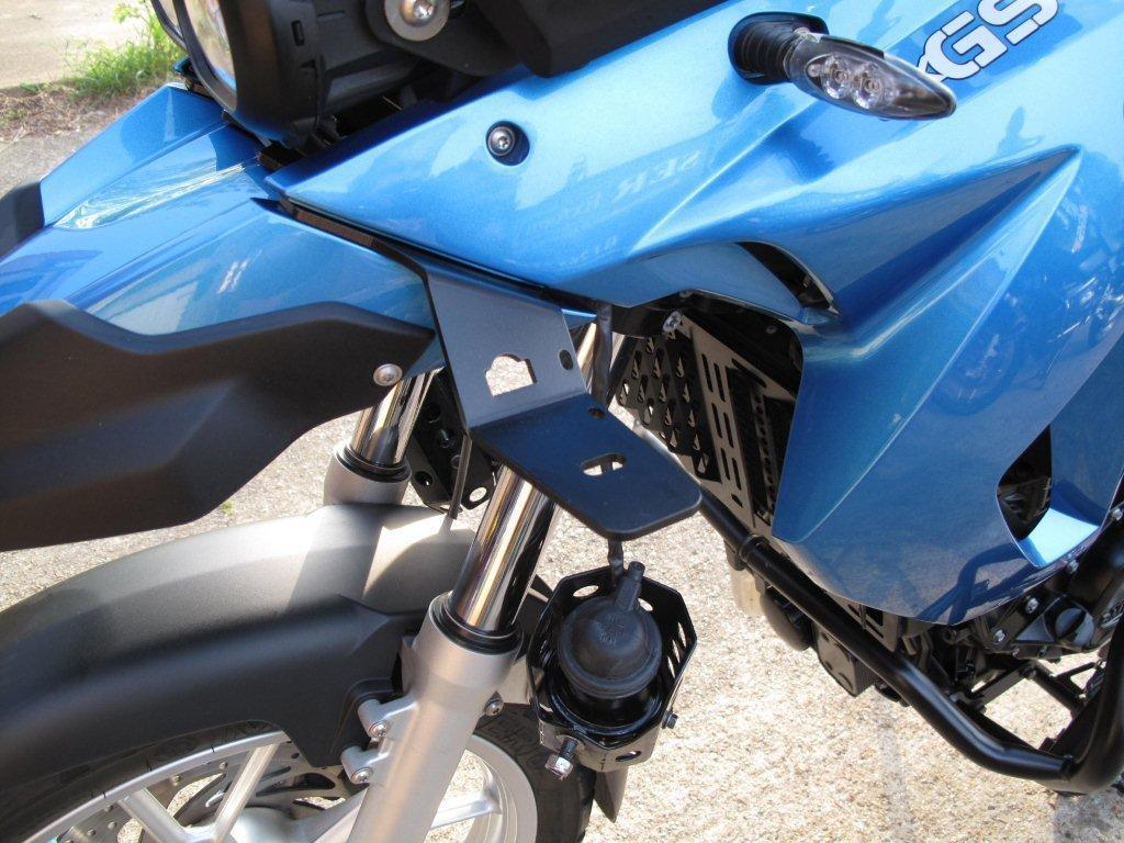 Bmw F800gs F650gs Twin Auxiliary Light Mounting Bar