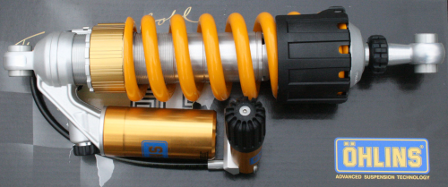 Öhlins BM 606 for BMW R1200GS Adventure Rear