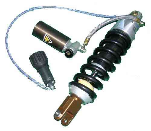 Shock Absorber - Sachs - RD07 / RD07A