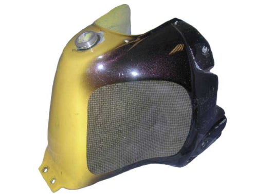 36 litre Kevlar Carbon fuel tank with single filler cap – RD07/07A