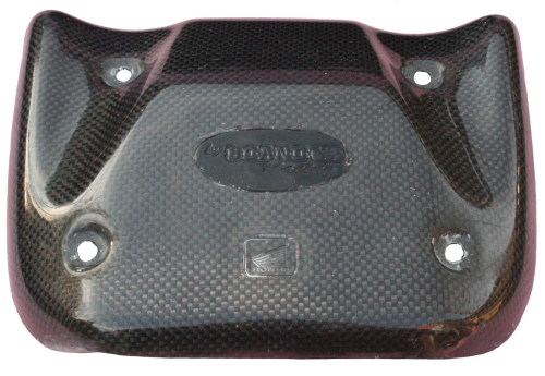 Air filter cover carbon fibre - RD07 / RD07A