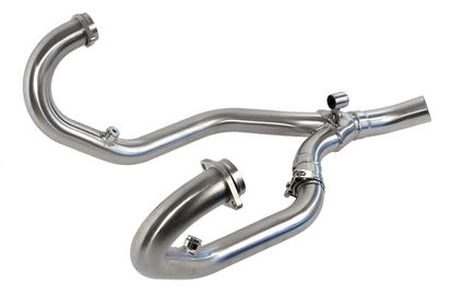 Remus Stainless Steel Header Set
