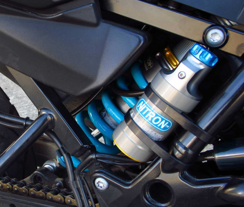 NTR PRO for BMW F800GS