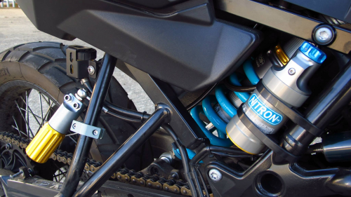 NTR PRO with HPA for BMW F800GS