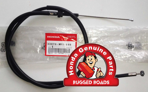 OEM Honda Clutch Cable - RD07 / RD07A (1993-03)