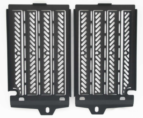 BMW R1200GS/GSA & R1250GS/A Model - Set Of Radiator Guards - Black