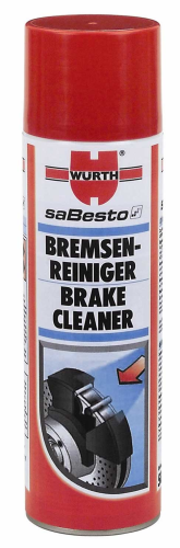 Wurth Brake / Chain Cleaner Aerosol 500ml