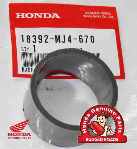 OEM Honda Exhaust Seal (Headers to Silencer) - RD03/04/07/07A (1988 - 2003)