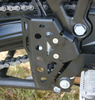 Rear Brake Master Cylinder Guard - Black