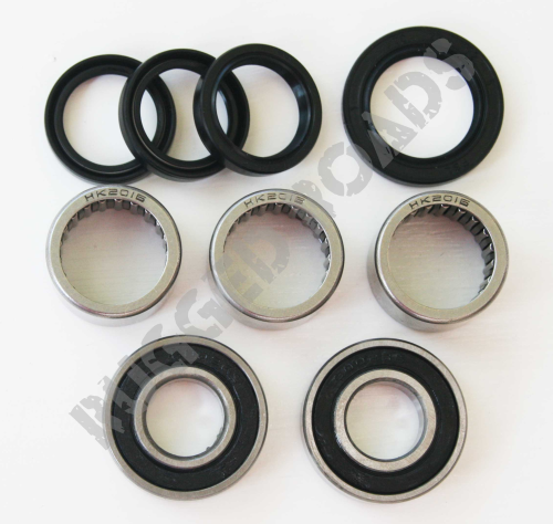 Bearing Kit - Swingarm Pivot Bearings & Seals – RD04/07/07A (1990 – 2003)