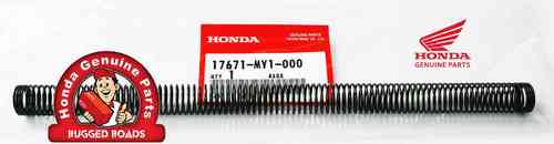 OEM Honda Fuel Hose Wire Guard LONG - RD07/07A (1993 - 03)