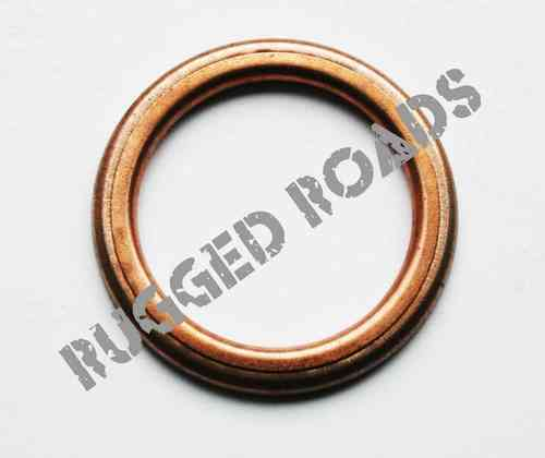 Exhaust Gasket Front Cylinder - RD04/07/07A (1990 - 03)