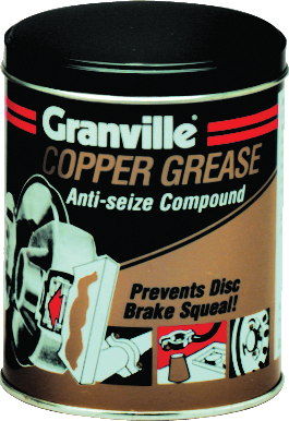 Copper Anti-Seize Grease - 500g