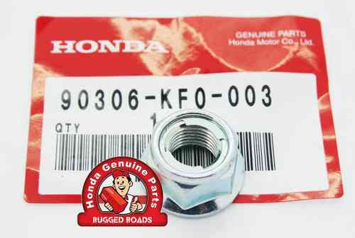 OEM Honda Locking Flange Nut 12mm - RD03/04/07/07A & CRF1000
