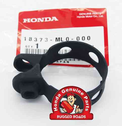 OEM Honda Exhaust Clamp Collector - RD03/04/07/07A (1988 - 03)