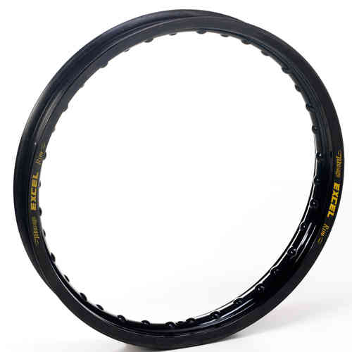 "Excel Rear Rim – BLACK – 18"" x 2.5"" - 32 spoke"