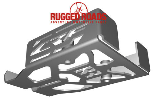 Regulator / Rectifier Guard - Silver - CRF1000 (2016 > )
