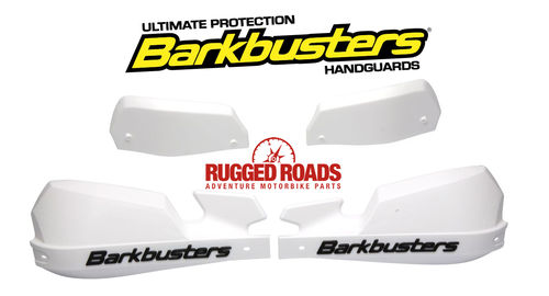 Barkbusters Handguard Kit VPS WHITE/WHITE for CRF1000 Africa Twin