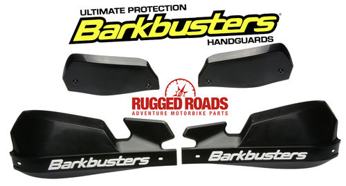 Barkbusters Handguard Kit VPS BLACK/BLACK for CRF1000 Africa Twin