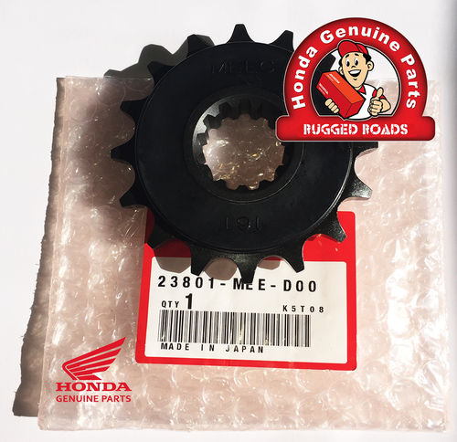OEM Honda Front Sprocket (16T) for CRF1000 and CRF1100