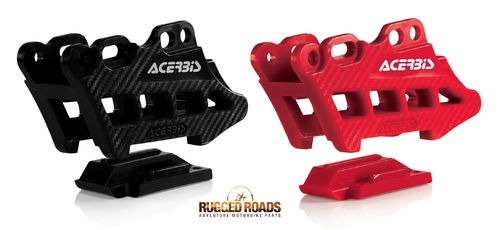 Acerbis 2.0 Chain Guide with Black Bracket - CRF1000 (2016-2019