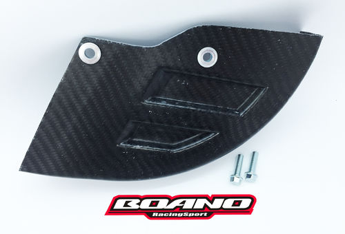Boano Racing - Carbon Fibre Rear Disc Guard - CRF1000 (2016-2019)