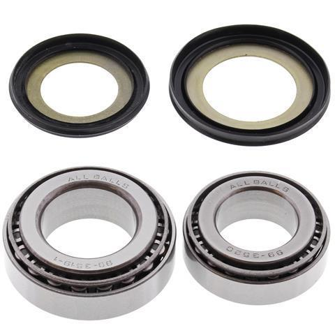 Steering Head Bearing Kit including Dust Seals - Africa Twin CRF1000 (2016>)