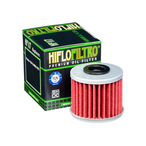Hiflofiltro Clutch Oil Filter (for DCT engines only) - CRF1000/CRF1100