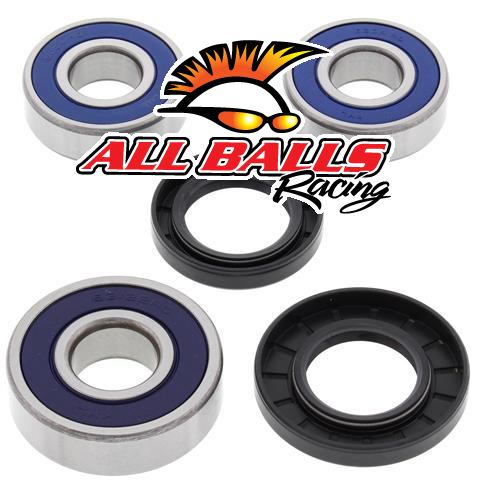 Bearing Kit - REAR Wheel, including dust seals - CRF1000/CRF1100