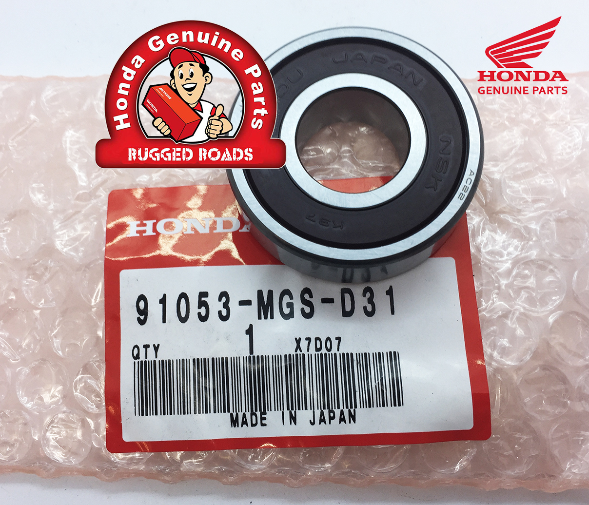 Details about  /Rear Wheel Bearings Fits Honda CRF1000 Africa Twin 2016 2017 S6H