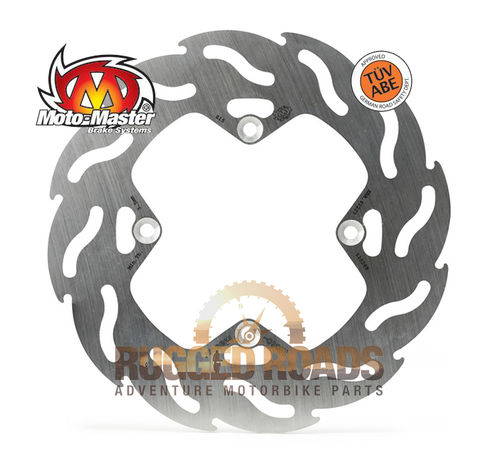 Moto-Master Flame Rear Brake Disc – CRF1000/CRF1100 (all models)